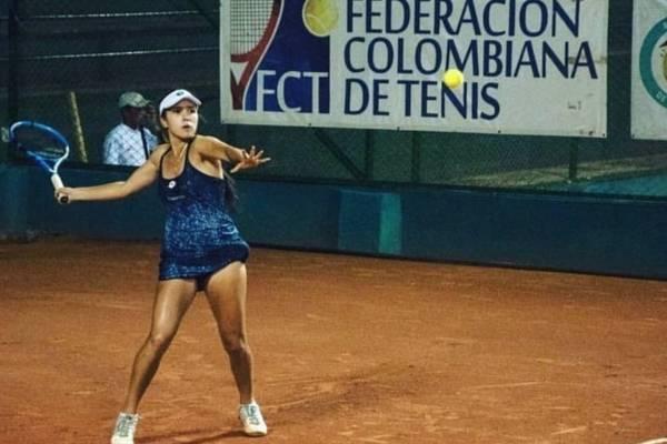 María Camila Osorio obtuvo su primer título como profesional