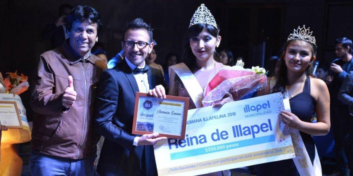 Al igual que el Miss España: Illapel coronó a Antonia Leonor Maturana como la primera reina trans de Chile