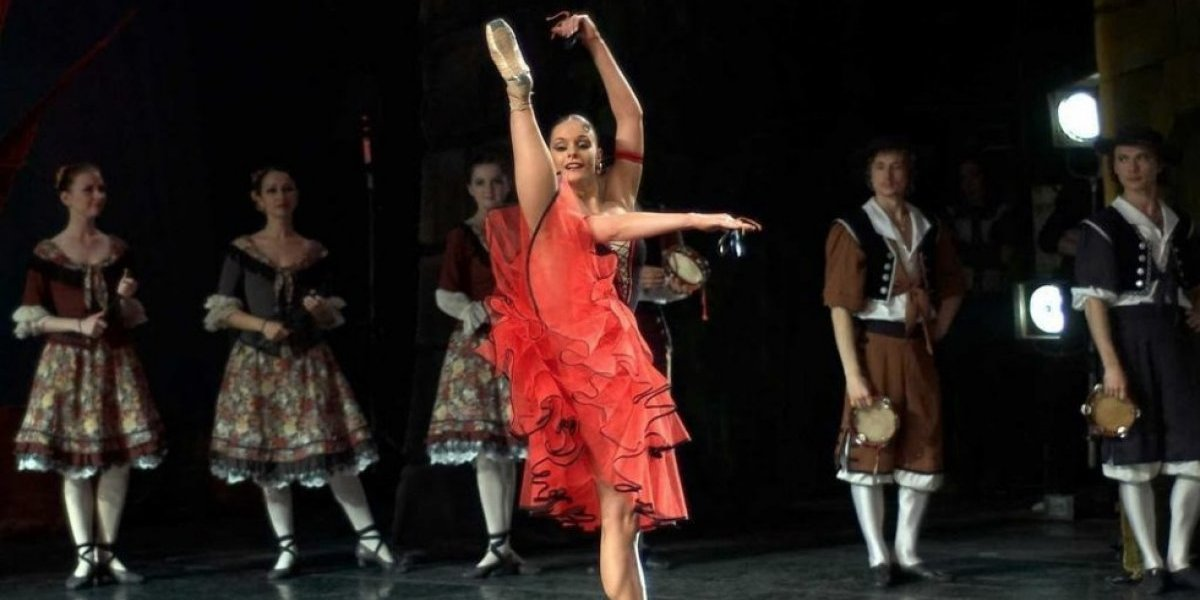 Estrellas del Ballet Clásico Ruso recorrerán  Santiago, Temuco, Chillán y Viña del Mar