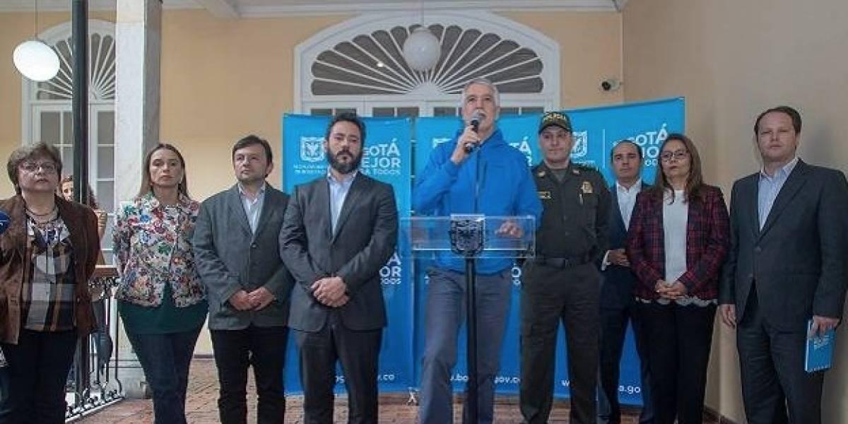 Peñalosa anuncia creación de grupo para atender bloqueos a TransMilenio