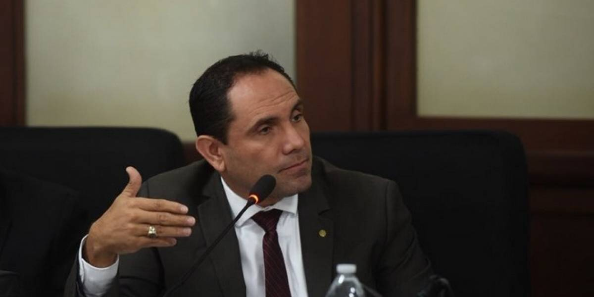 """""""No se tiene conciencia"""", Murphy Paiz, rector de la Usac"""