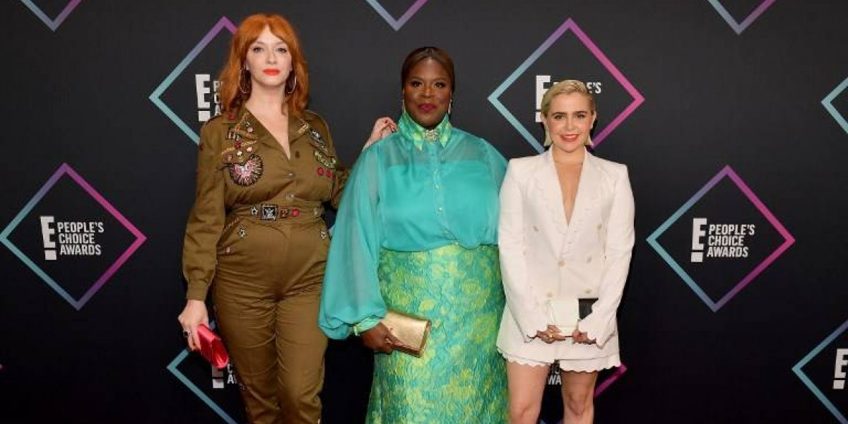 Los peor vestidos en los People's Choice Awards 2018