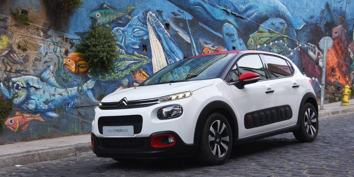 Citroën pone más eficiencia al C3 con nuevo motor