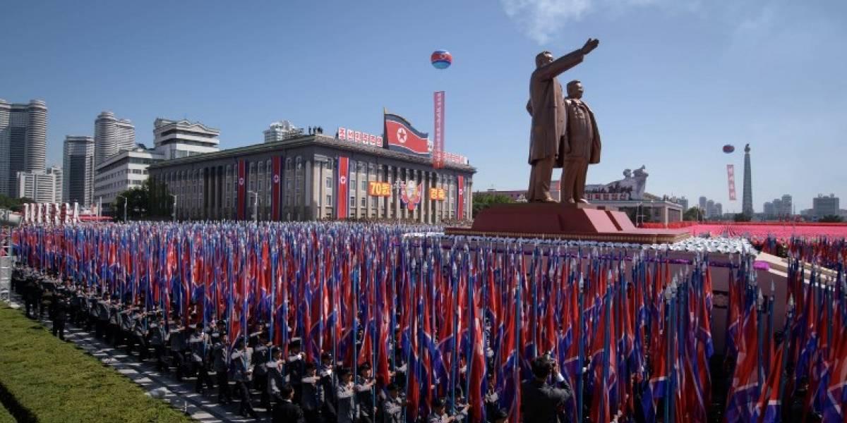 Trump dice estar enterado de las bases balísticas de Corea del Norte