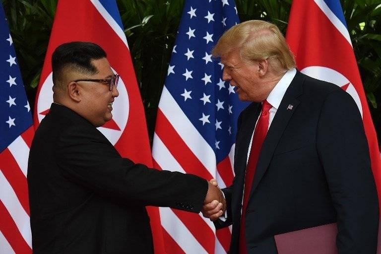 Trump: Informe sobre bases de misiles de RPDC es