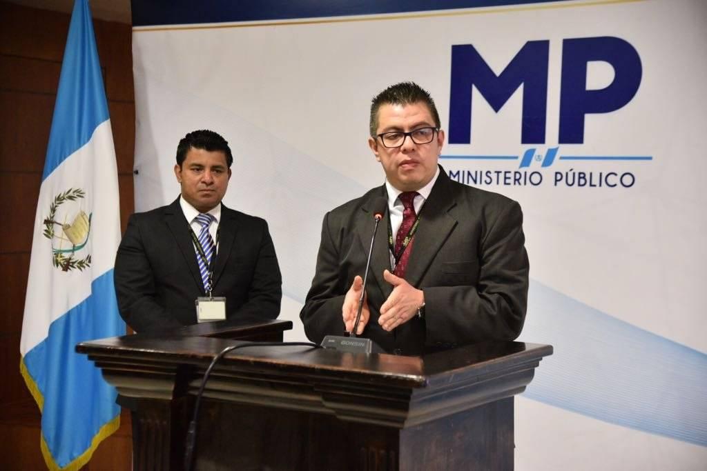 Fiscalía contra la Trata de Personas. Foto: Alejandro García