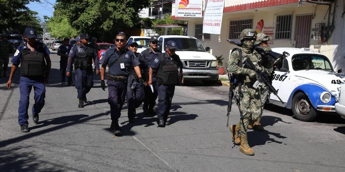 En México ocurren casi dos actos de corrupción por policía