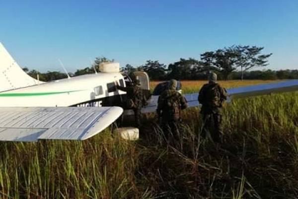 Enfrentamiento Ejército de Guatemala