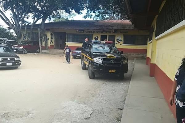 Escuela Particular Capitán Víctor Manuel Barrios