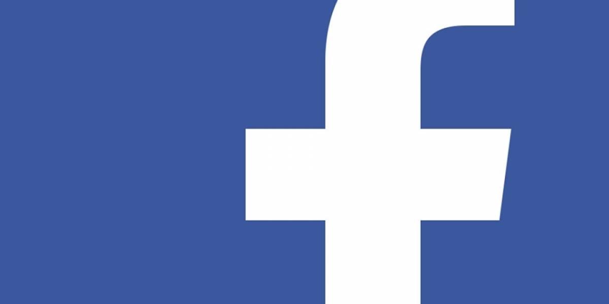 Usuarios reportan caída masiva de Facebook