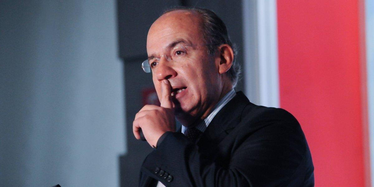 Marko Cortés es un hombre falso y caprichoso: Felipe Calderón