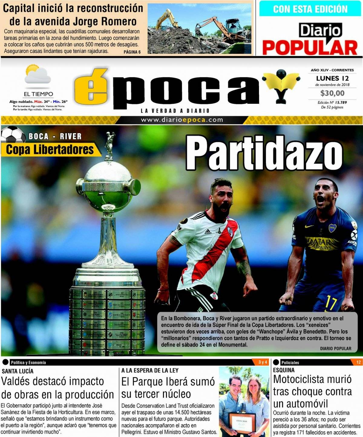 Época (Diario Popular)