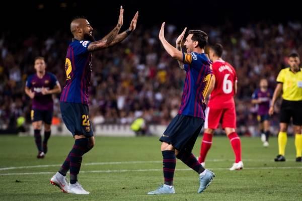 Insisten con posible retorno de Vidal a Juventus
