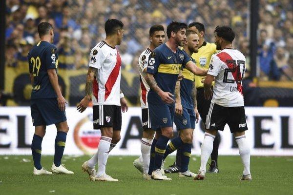El Superclásico argentino hizo vibrar a todos / imagen: Getty Images