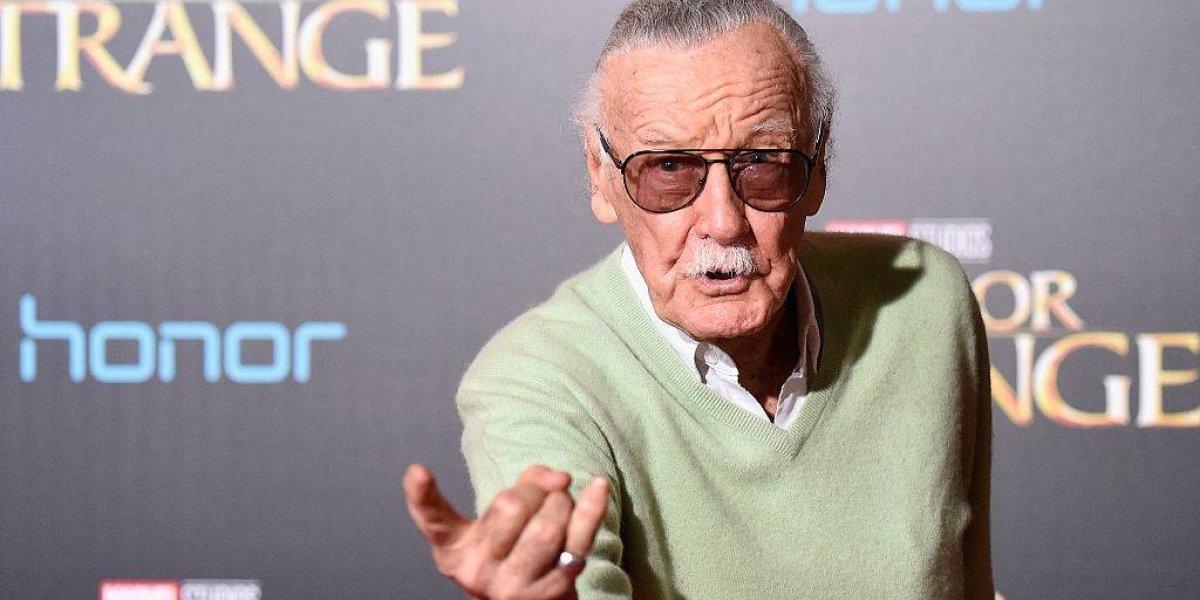 Stan Lee será homenajeado en la Comic Con Chile