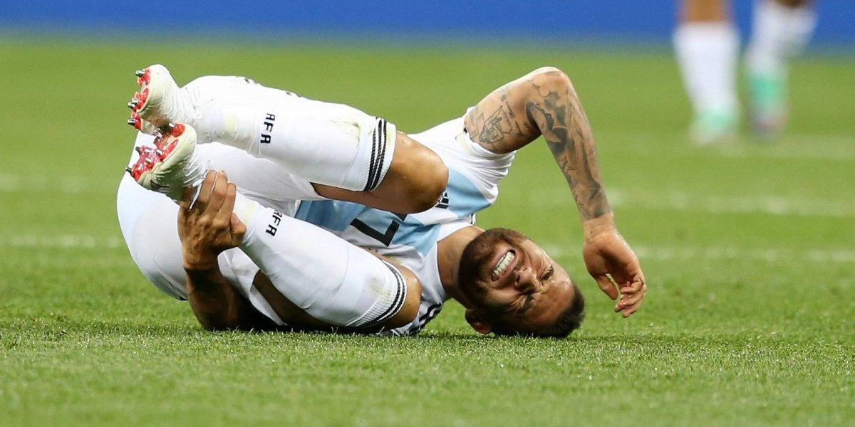 Argentina reduce sus jugadores para los juegos contra México