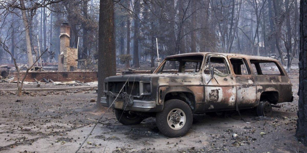 Suman 31 muertos y más de 100 desaparecidos por incendios en California