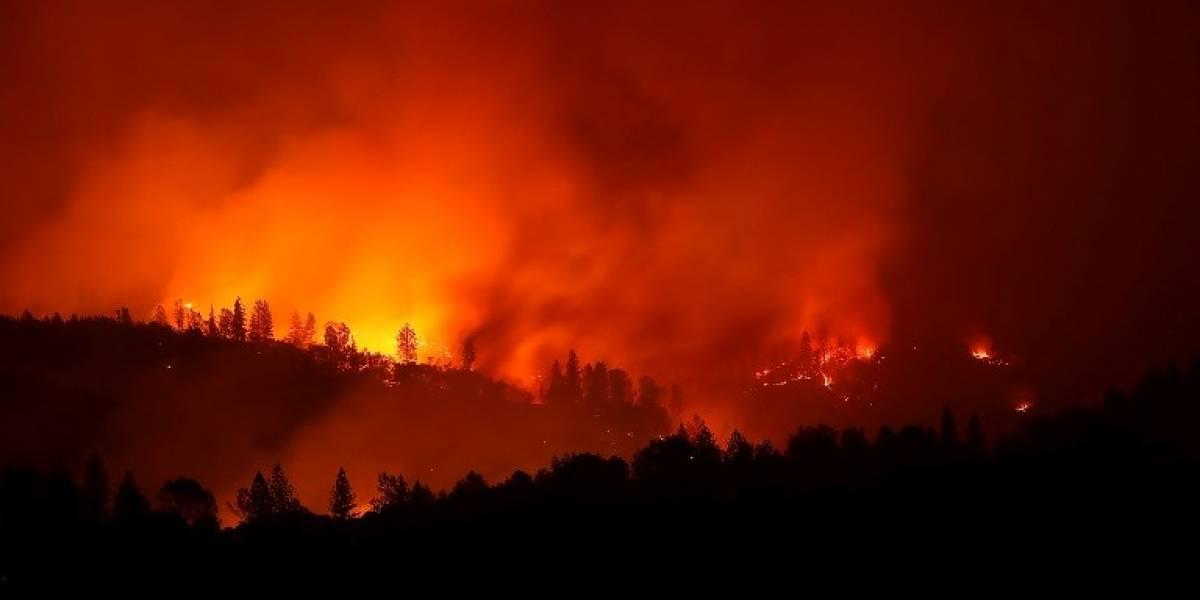 Devastador incendio en California alcanza récord de muertos