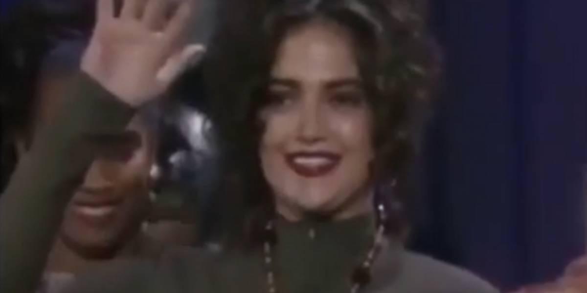 Alex Rodríguez publica video que Jennifer López no quiere que nadie vea de su época como bailarina ¡Hace 27 años!