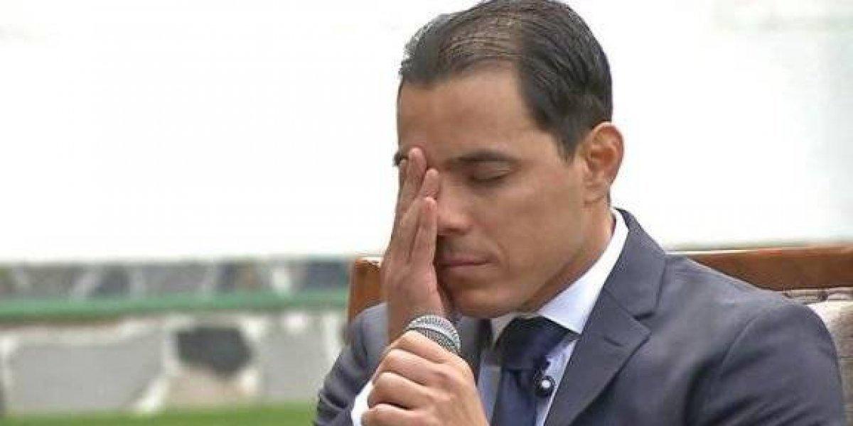 Omar Bravo se retira del futbol y piensa en dirigir