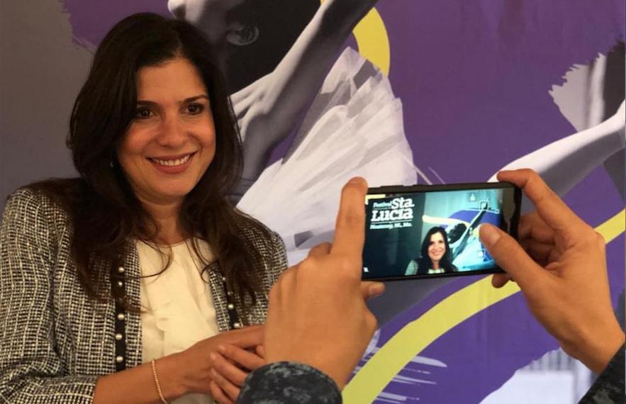 Lorenia Canavati: El Festival Internacional de Santa Lucía está más  vivo que nunca