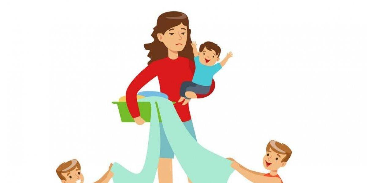 Nuestra Familia: ¡Mamá es mía!