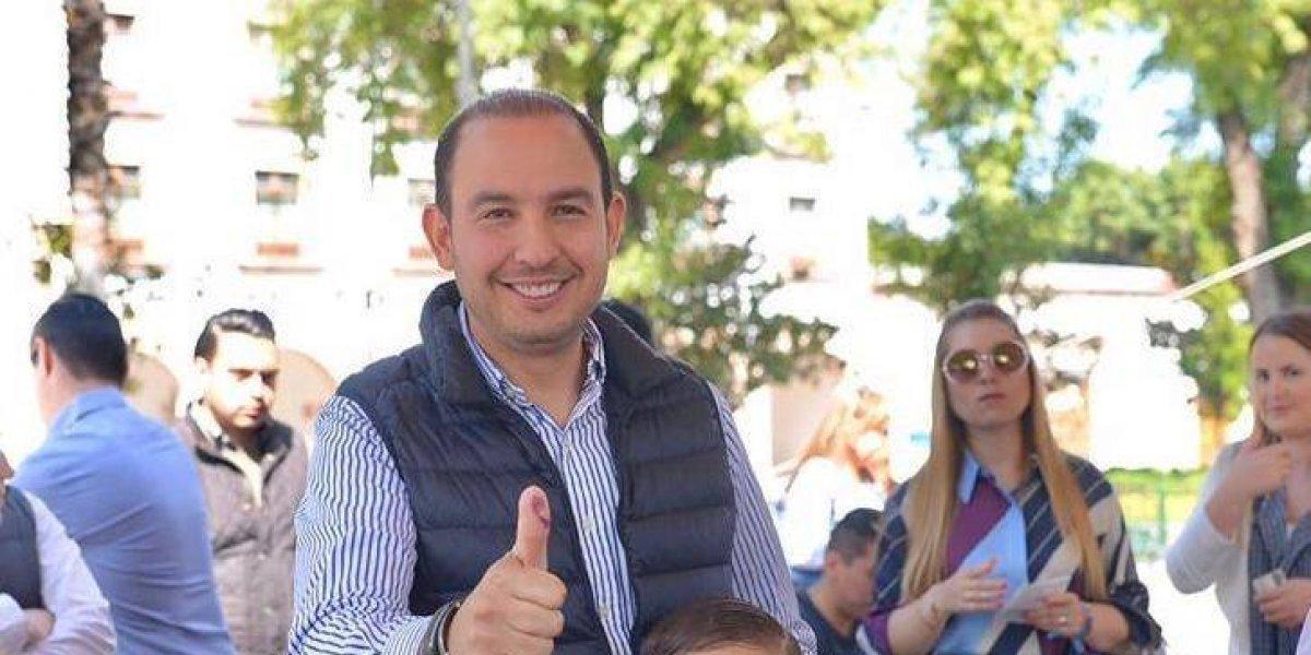 Marko Cortés invita a Gómez Morin a integrarse a la Comisión Política del PAN