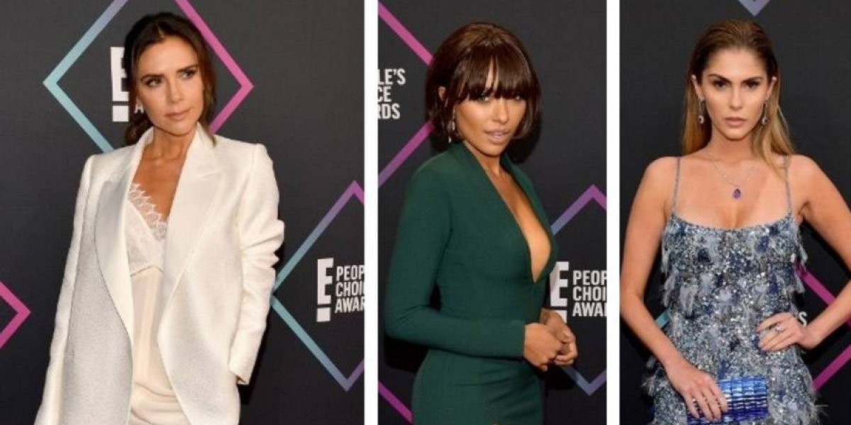 Las mejor vestidas de los People's Choice Awards 2018