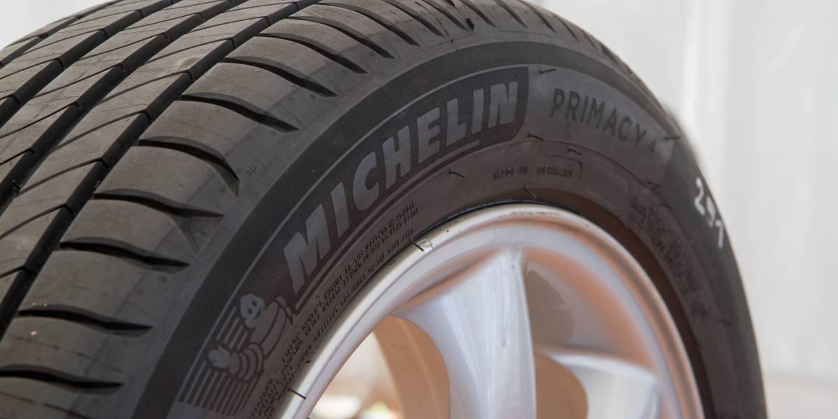 Primacy 4, el neumático de Michelin que enfatiza la seguridad