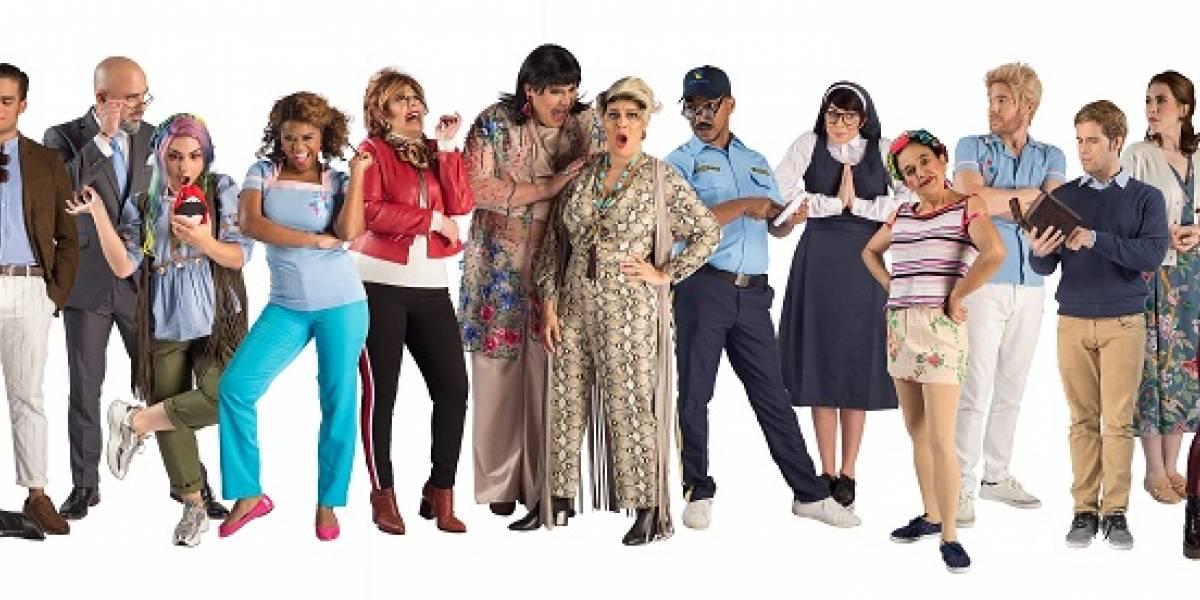 """Musical """"Anchoitas 2"""", regresa con nuevas y divertidas historias"""