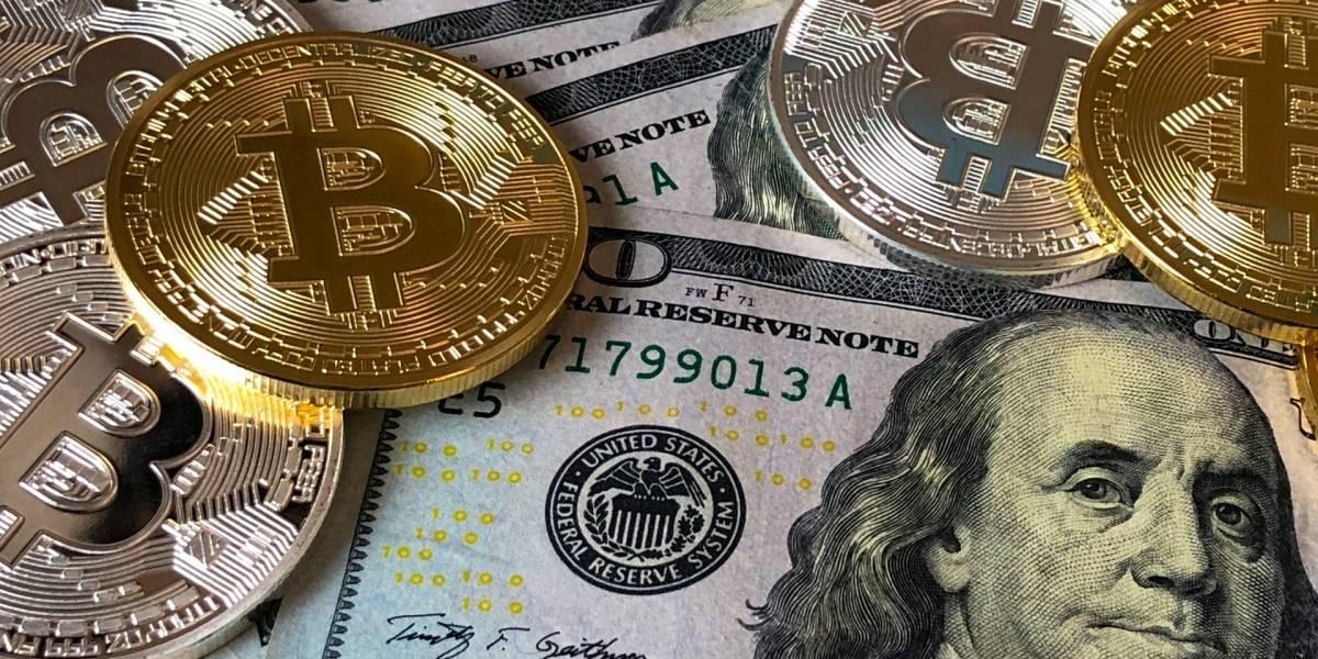 Federal reserve notas e bitcoins