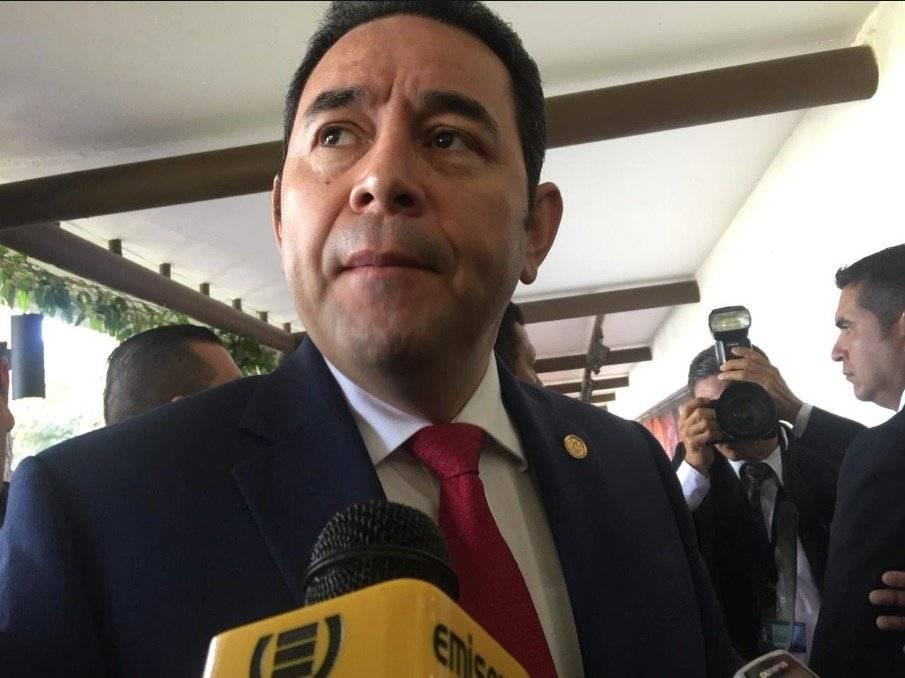 Presidente Morales sobre reelección
