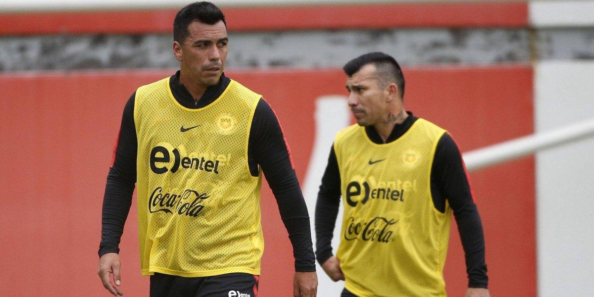 Con Paredes y Medel a la cabeza: la Roja de Rueda prepara amistosos con Costa Rica y Honduras