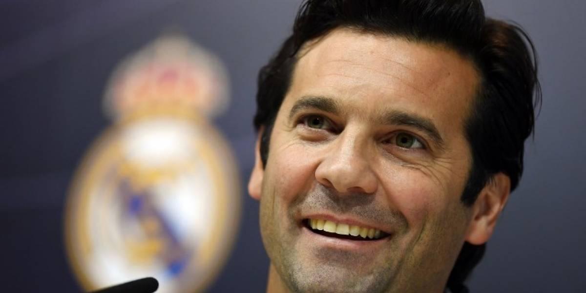 Santiago Solari es confirmado como entrenador del Real Madrid