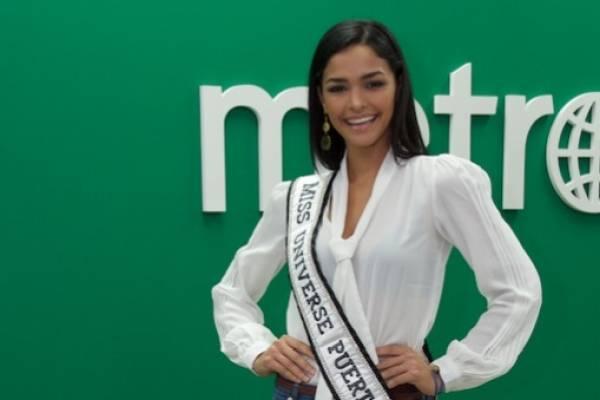 Kiara Ortega Delgado, Miss Universe Puerto Rico 2018