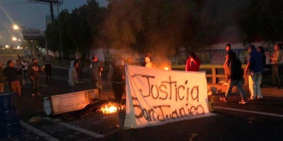 Pobladores de San Juanico no pertenecen a grupo violento: Manelich Castilla