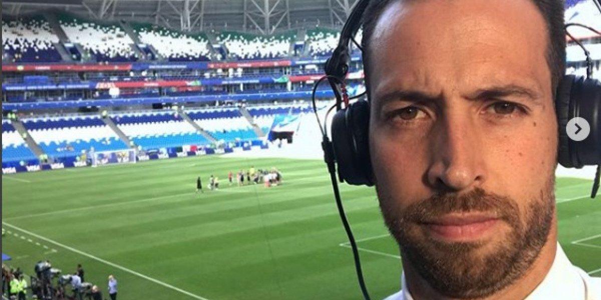 Mauricio Ymay se despide de Televisa Deportes ¿a dónde irá ahora?