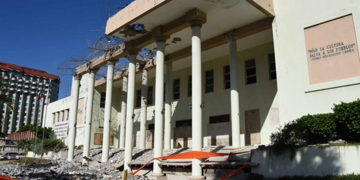 Sede Ministerio de Cultura será restaurada a su diseño original
