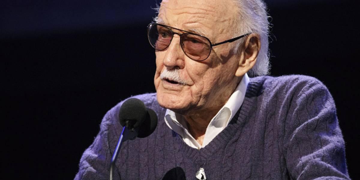 Muere Stan Lee, creador de Marvel