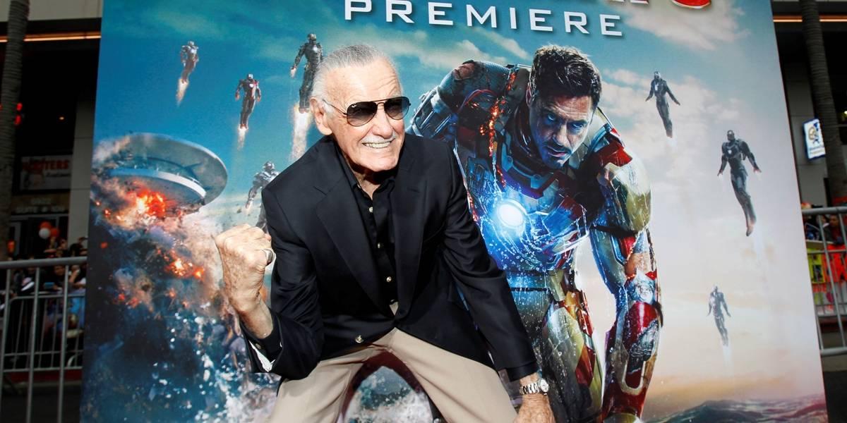 Stan Lee: Conheça a história da eterna lenda dos quadrinhos