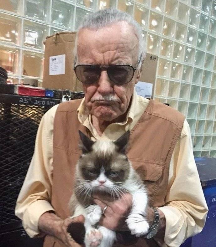Stan Lee Falleció a los 95 años