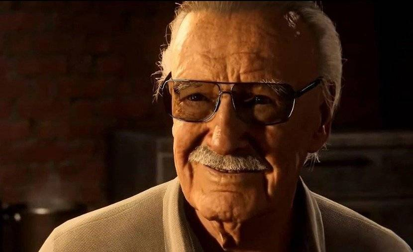 Stan Lee creador del mundo Marvel
