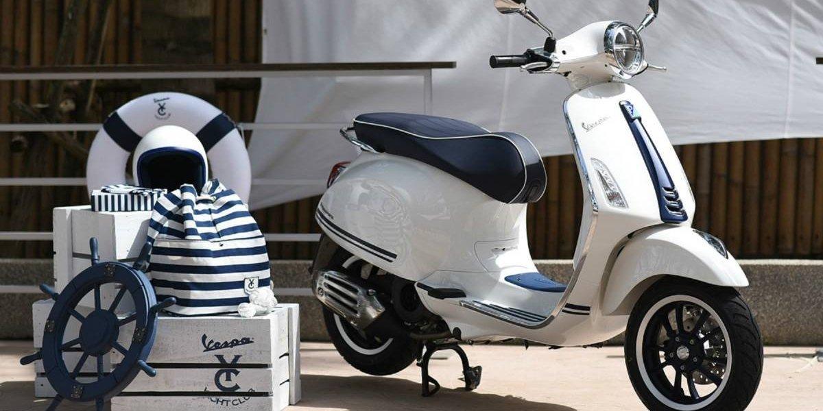Vespa presenta dos versiones inspiradas en el velerismo