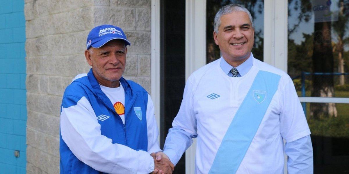 Guatemala pone rumbo a Israel para su quinto juego de fogueo