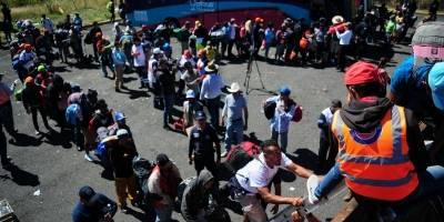 Traslado de migrantes desata nueva polémica