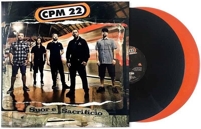 CPM 22 vinil