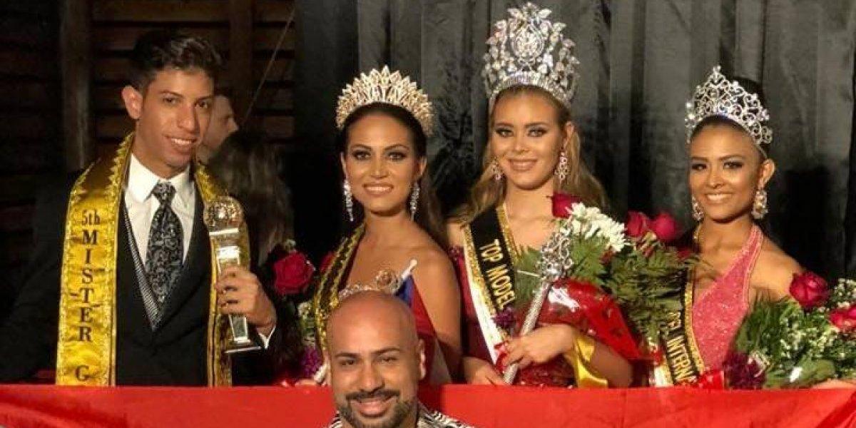 Puertorriqueños logran títulos de belleza en Brasil