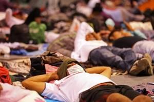 Al menos 350 migrantes llegarán hoy a Tijuana
