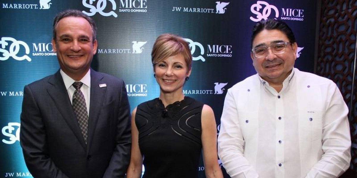 #TeVimosEn: AHSD celebró primera versión del SDQ Santo Domingo MICE