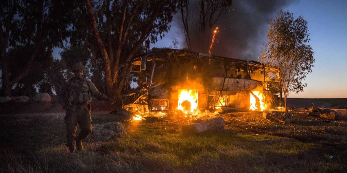 Gabinete israelí ordena continuar ataques en Gaza